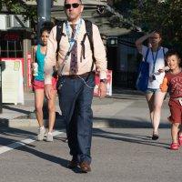 гуляя по улицам солнечного Ванкувера :: Sofia Rakitskaia