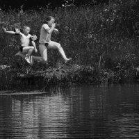 Над водой :: Владимир Голиков