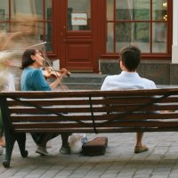 Голос скрипки :: Antarien Anta