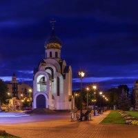 Вечер в Иваново :: Сергей Осетров