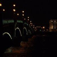 Троицкий мост :: Андрей Тихомиров