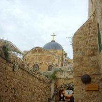 9-я остановка Крестного пути Иисуса :: Валерий Новиков