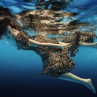 The cool water :: Дмитрий Лаудин