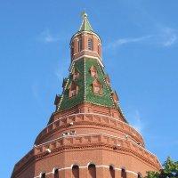 Угловая Арсенальная башня.Кремль. :: Маера Урусова