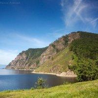 Байкал в июне, крайний день первого месяца лета... :: Алексей Белик