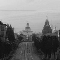Когда город ещё спит! :: Владимир Шошин