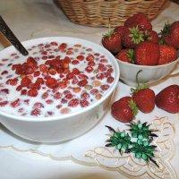 Бабушкин завтрак ( воспоминания из детства ) :: Hаталья Беклова