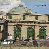 Станция метро Нарвская :: Вера