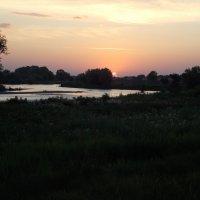 Красивый закат :: Kate Nowak