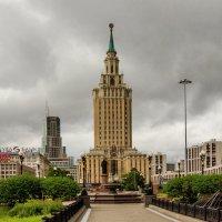 Старый небоскреб. :: dragonflight78.klimov
