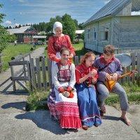 Сегодня праздник - воскресенье :: Валерий Талашов