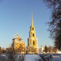 Успенский собор Рязанского кремля :: Alexander Petrukhin