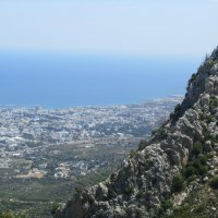 вид на Средиземное море :: tgtyjdrf