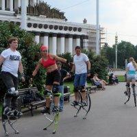 активный отдых по новому :: Олег Лукьянов