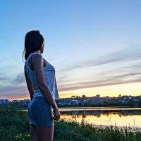 Летний вечер :: Максим Николаевич