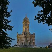 Церковь Знамения Пресвятой Богородицы в Дубровицах :: Евгений Голубев