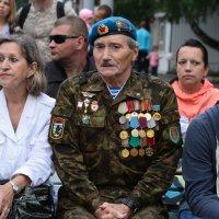 День памяти ветеранов боевых действий :: Savayr