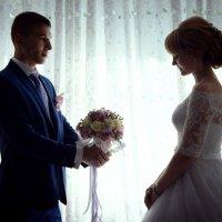 Встреча жениха и невесты :: Виктория Доманская