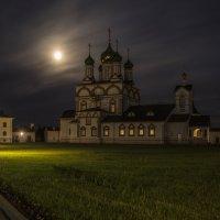 Троице-Сергиев Варницкий монастырь :: Борис Гольдберг