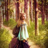 """Так манит волшебный лес... :: Фотостудия """"Fox tale"""""""