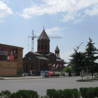 Церковь Сурб Аменапркич :: Volodya Grigoryan