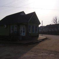 Продуктовый  магазин  в  Городенке :: Андрей  Васильевич Коляскин