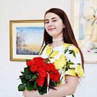 Валерія - юний художник :: Степан Карачко
