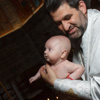 крещение :: Владимир Бадюля