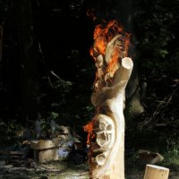 Огонь созидающий :: Сергей Рубан
