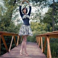 Мечты о балете :: Анастасия Скиндарь