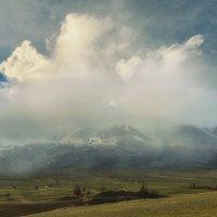 Разорванные в клочья облака :: Владимир Колесников