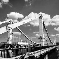 Крымский мост :: Ксения Базарова