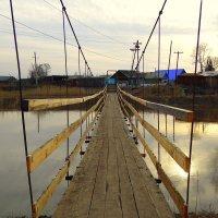 Подвесной мост. :: nadyasilyuk Вознюк
