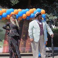 Интересная пара. :: владимир