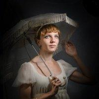 Дама с зонтиком :: Олег Дроздов