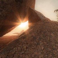 солнце в саду камней :: Дамир Белоколенко