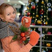 Иринка - рождество :: Алексей Зайцев
