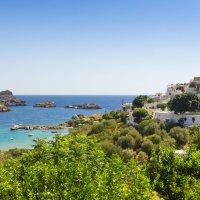Остров Родос г. Линдос 3 :: Виталий