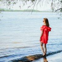 девушка :: Анастасия Чечукова