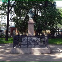 Памятник Петру I  (Петровская наб.) :: Вера