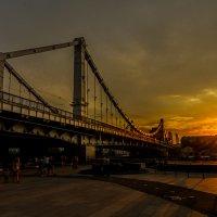 Крымский мост :: Игорь Капуста