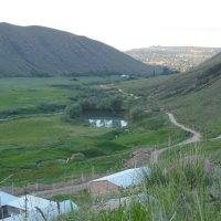 Долина, чудная долина... :: Андрей Солан