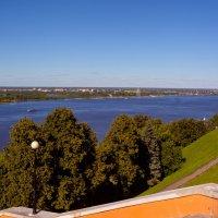 Набережная реки Волга :: Мария Гриднева