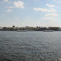 Акватория у Благовещенского моста :: tipchik
