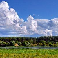 Дарят прошлое рисунки облаков... :: Лесо-Вед (Баранов)