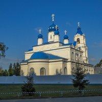 Женский монастырь в Спас-купалищах :: Сергей Цветков
