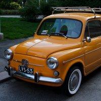 FIAT 600 :: Евгений К