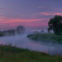 Синь-река... :: Roman Lunin