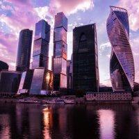 Москва сити :: Константин Шумихин