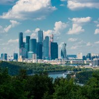 Воробьёвы горы :: Константин Шумихин